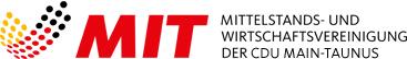 Logo der Mittelstands- und Wirtschaftsvereinigung der CDU Main-Taunus